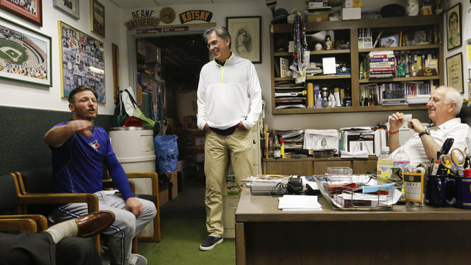 The surprising places MLB teams get their information from in the post Moneyball era