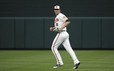 Orioles rookie Trey Mancini's defensive strides in left field garnering notice