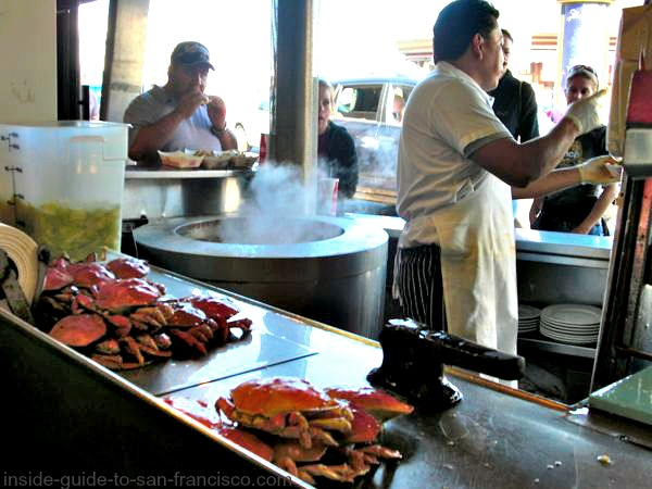 Best Seafood Restaurant San Francisco Fishermans Wharf
