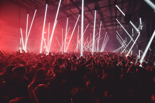Nuits Sonores • Mai 2018