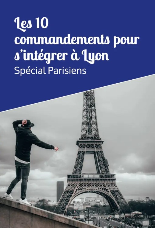 10 commandements Parisiens • Pinterest