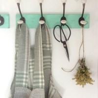 DIY Making a market apron