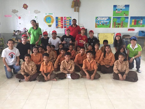 Interview with Timothy Koh & Nicholas Wong from Catholic Junior College on their visit to Kerinci