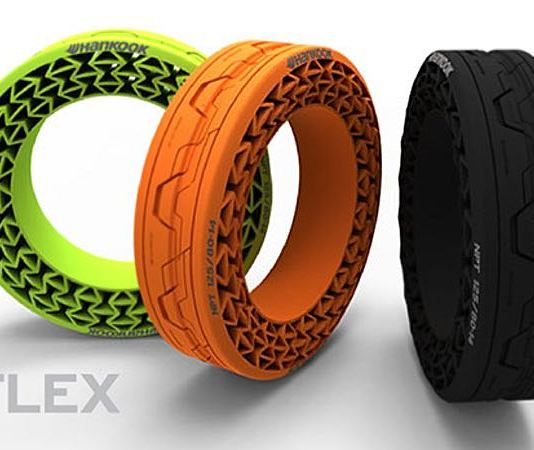 Hankook Airless tires have taken a huge step towards coming closer