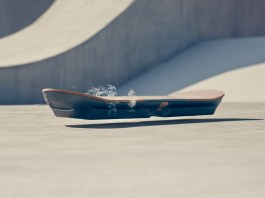 The Lexus Hoverboard SLIDE