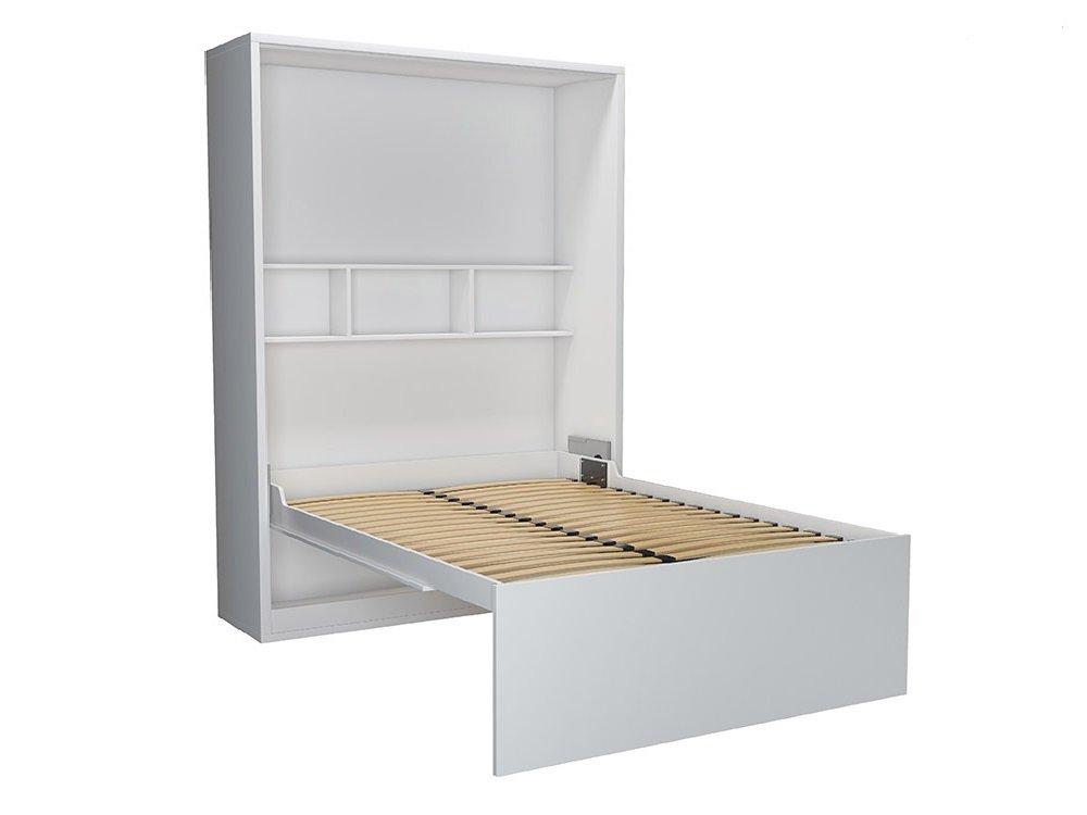armoire lit fidji couchage 160 x 200 cm profondeur 50 cm