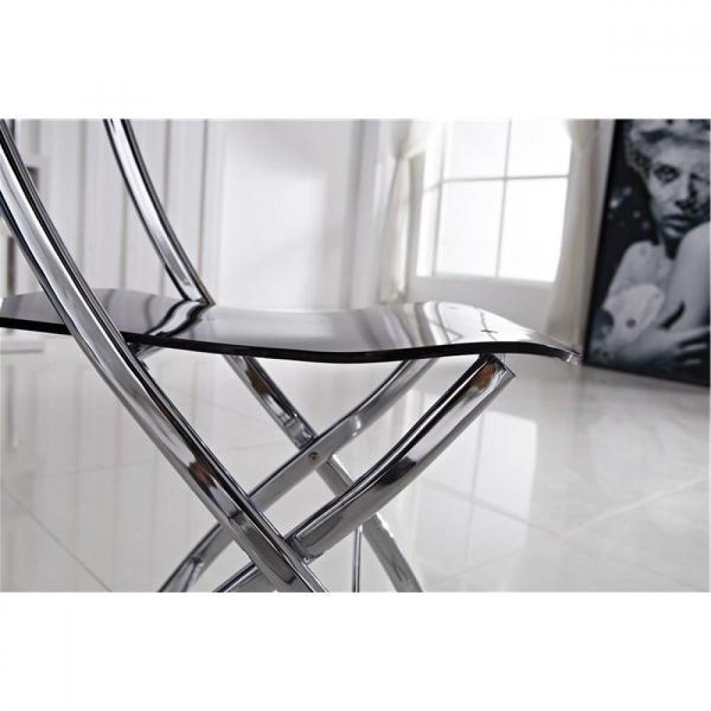 lot de 2 chaises widow design