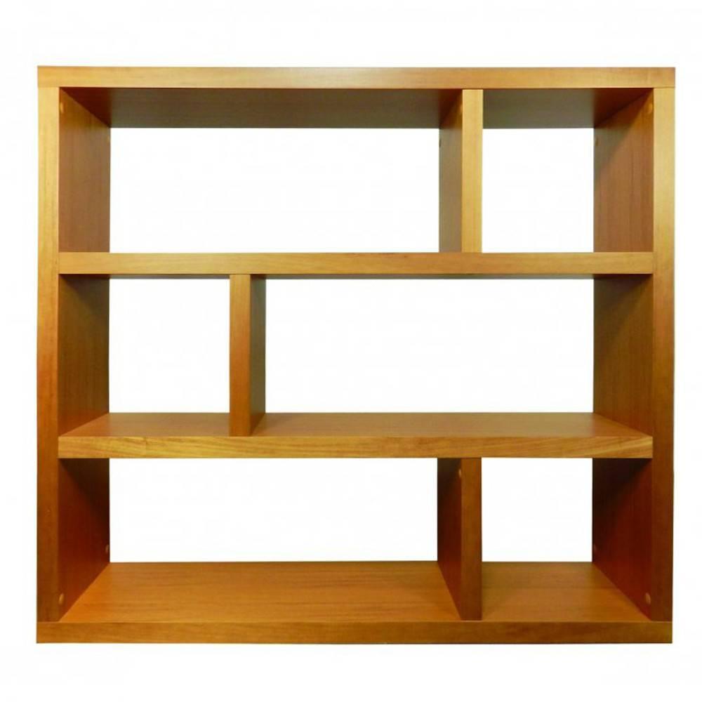 bibliotheque etagere dublin 6 casiers en mukali verni