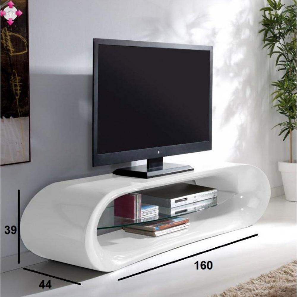 meuble tv design kaa na en fibre