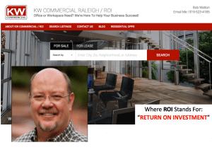 Bob Walton - ROI Commercial Realty