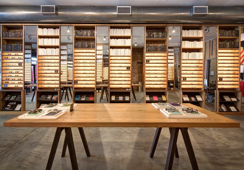 Warby Parker. 819 Washington St. NY