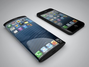 iphone 6 curved display