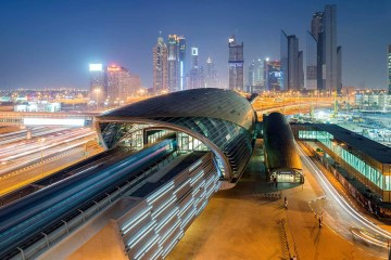 A Guide to Dubai Metro
