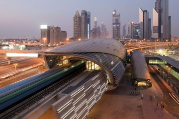 Mad Props to RTA for more great work on the Dubai Metro