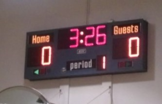 Image result for tie game scoreboard