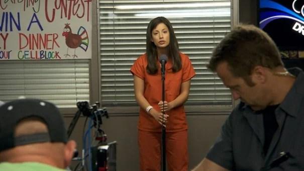 Behind The Scenes Of The Jodi Arias Movie Inside Edition