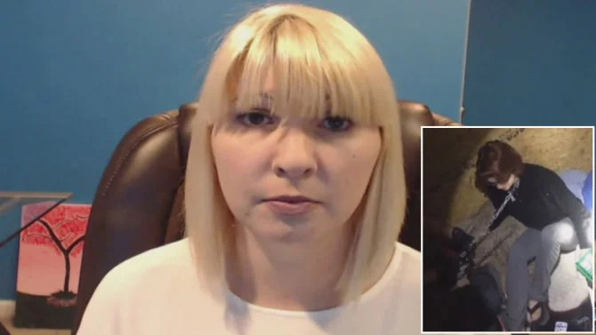 Kidnap Victim Katie Beers Reacts To Kala Brown Rescue Video It Floods Me With Emotions