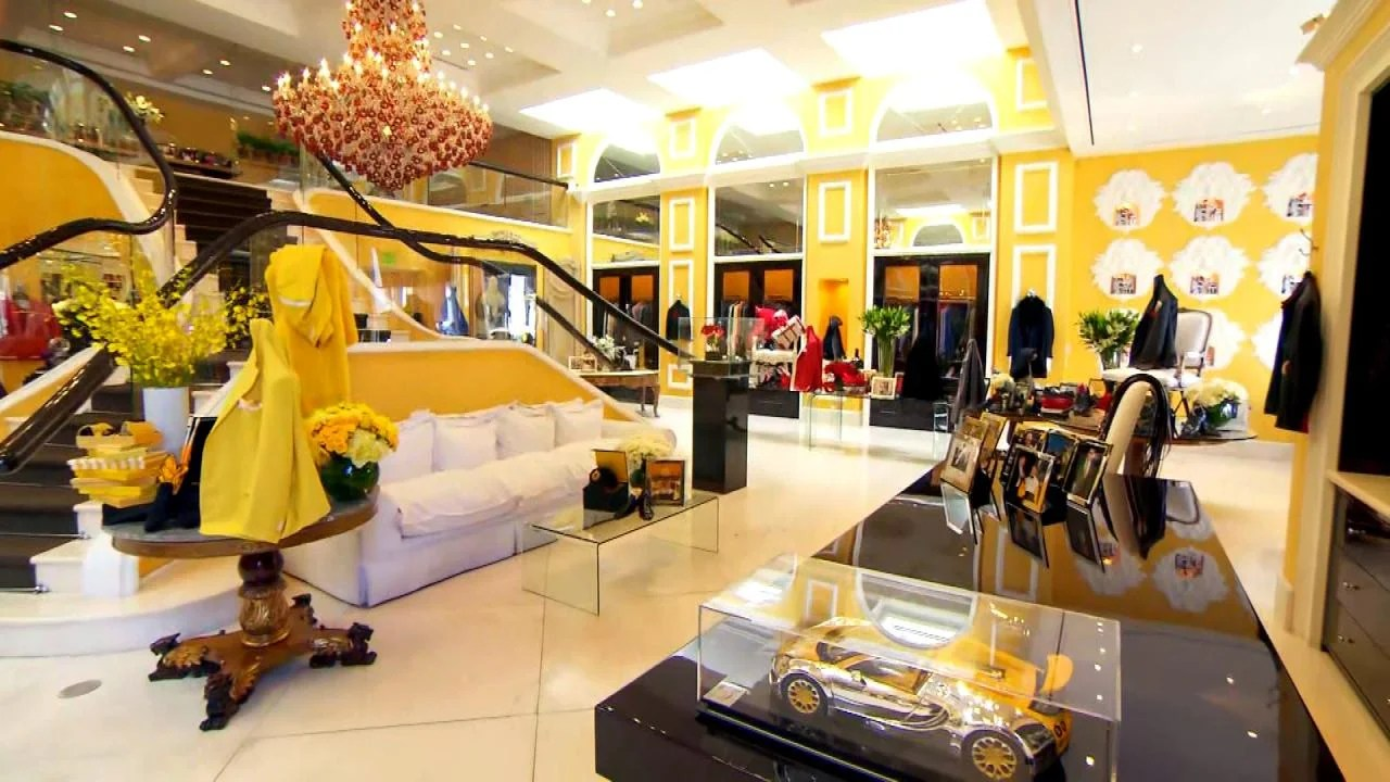 Inside The House Of Bijan The Most Expensive Mens Store