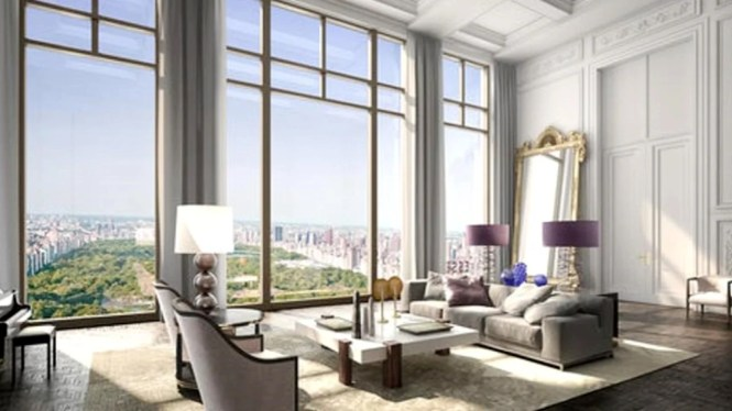 238 Million Nyc Is Most Expensive Home Sold In