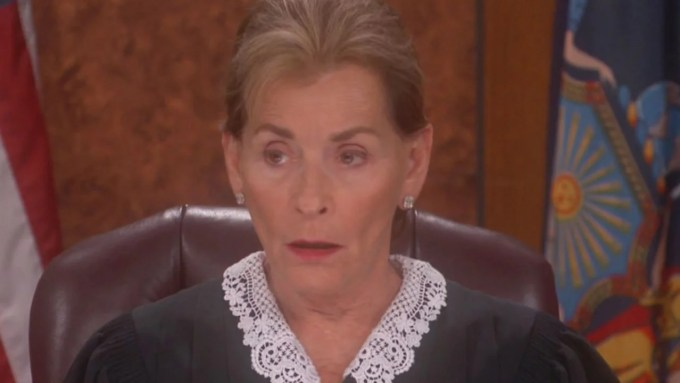 judge judy debuts new look after 22 years, appears to