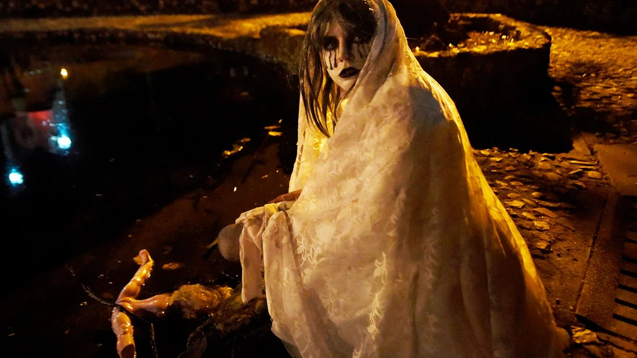 Storyteller Breaks Down The Terrifying Myth Behind The Curse Of La Llorona Inside Edition