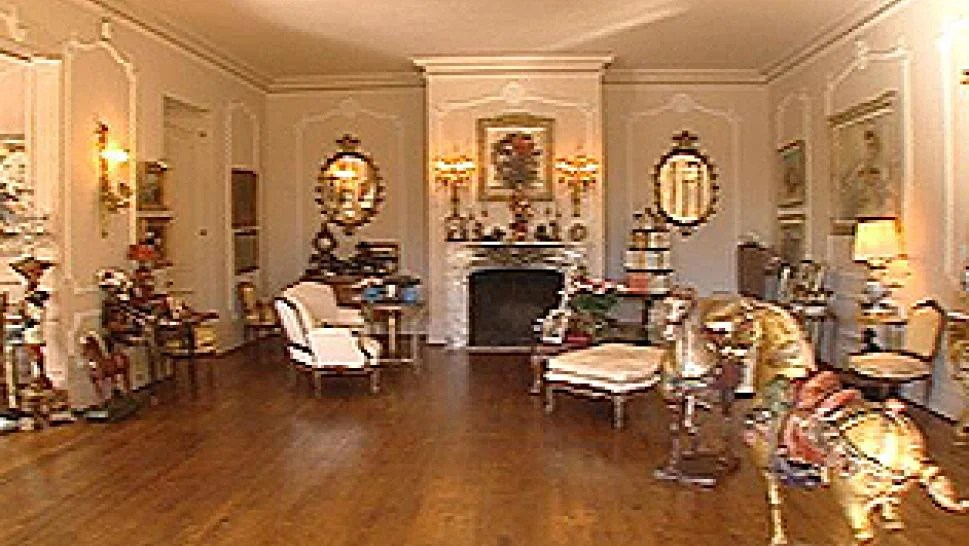 Zsa Zsa Gabors Mansion For Sale Inside Edition