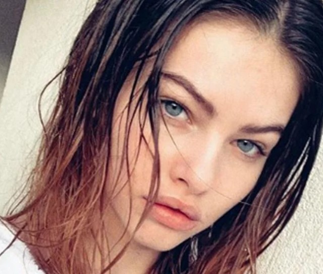 Most Beautiful Girl In The World Thylane Blondeau Nails The 10 Year Challenge With Throwback Pic
