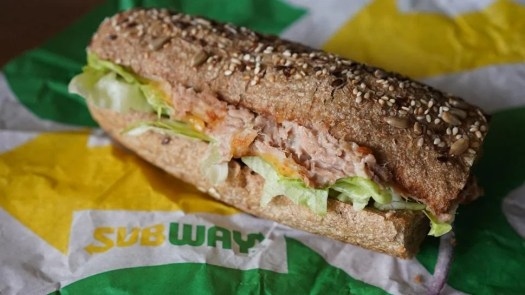 California Residents Sue Subway Claiming Its Sandwiches ...
