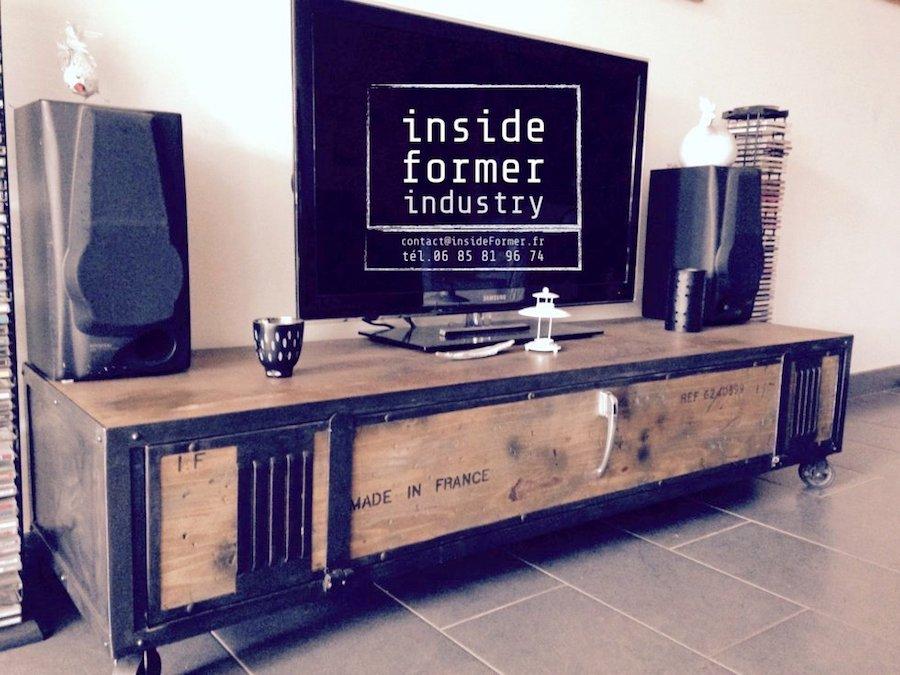 meubles industriels nantes meubles de