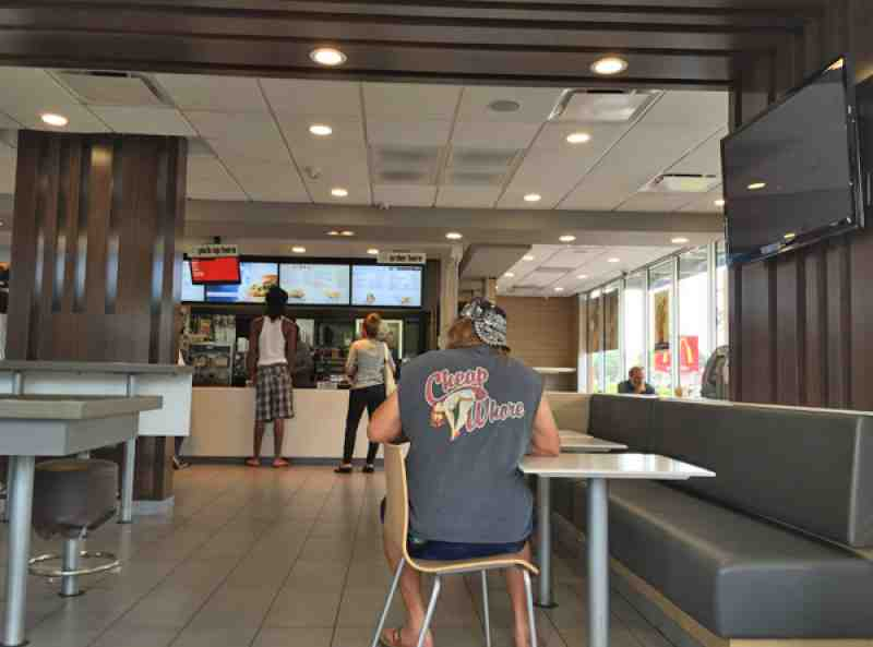 Review Of McDonalds 33301 Restaurant 300 E Sunrise Blvd