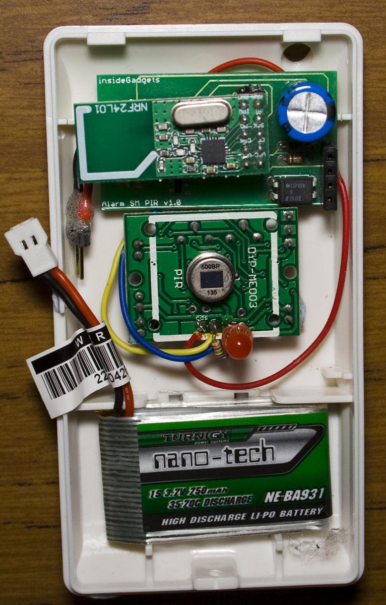 Alarm System Modification Part 8 Building Our Own Alarm