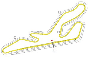 Another of the four tracks in Grand Prix