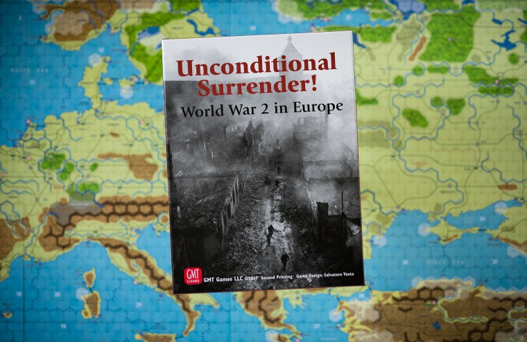 World War II Through the Lens of Unconditional Surrender ...