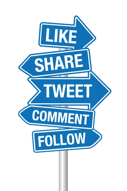 Image result for please follow, like, share