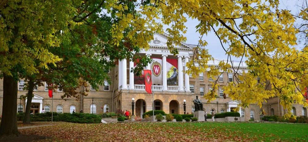 """Résultat de recherche d'images pour """"جامعة ويسكنسون – ماديسون"""""""