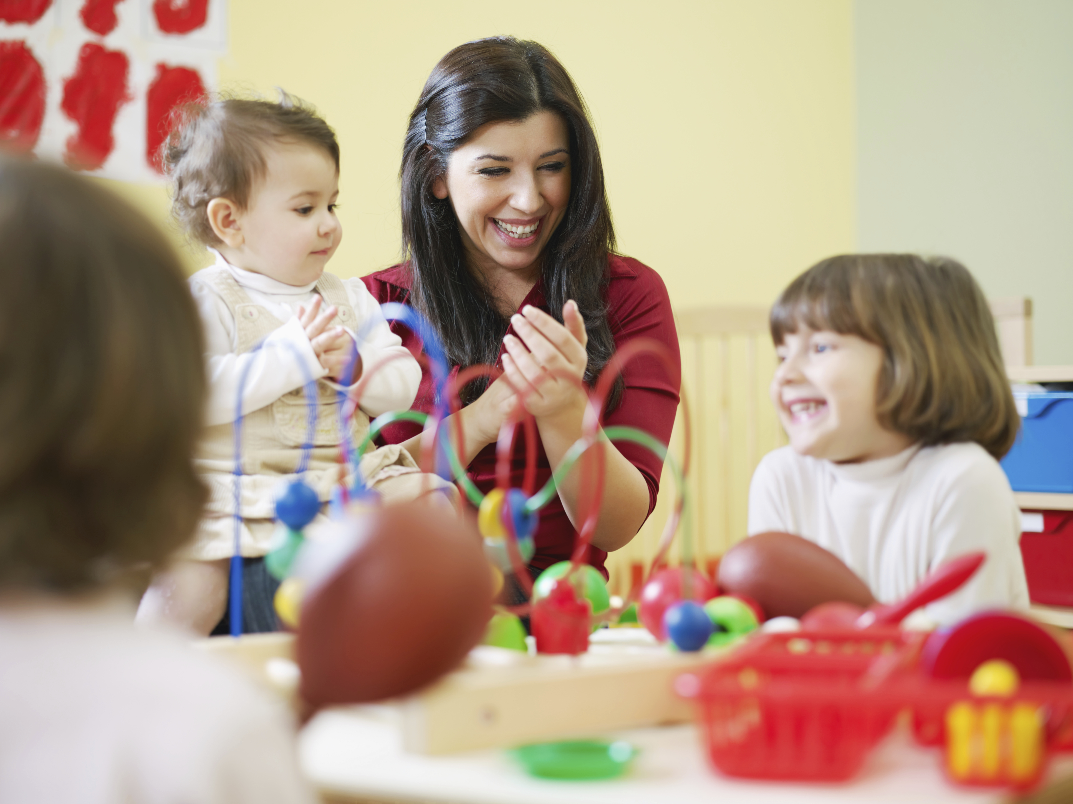 Degree Requirements For Child Care Workers May Improve