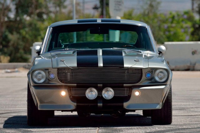 """Gone in 60 Seconds"""" Eleanor Mustang Headed to Auction - InsideHook"""