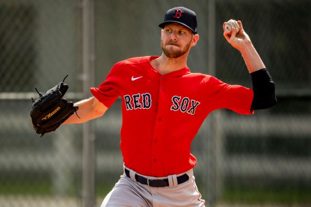 Chris  Sale's Elective Surgery During Pandemic Seems Wrong - InsideHook