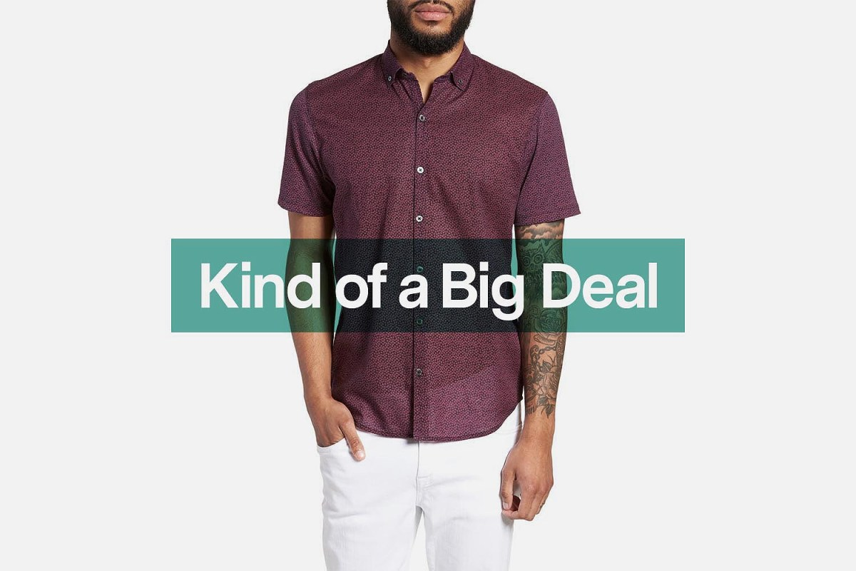 a last chance sale at nordstrom rack
