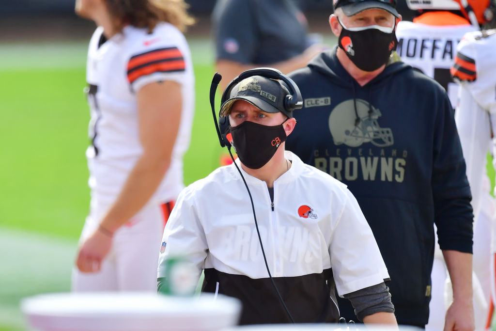 Check spelling or type a new query. Callie Brownson is NFL's 1st Female Interim Position Coach ...