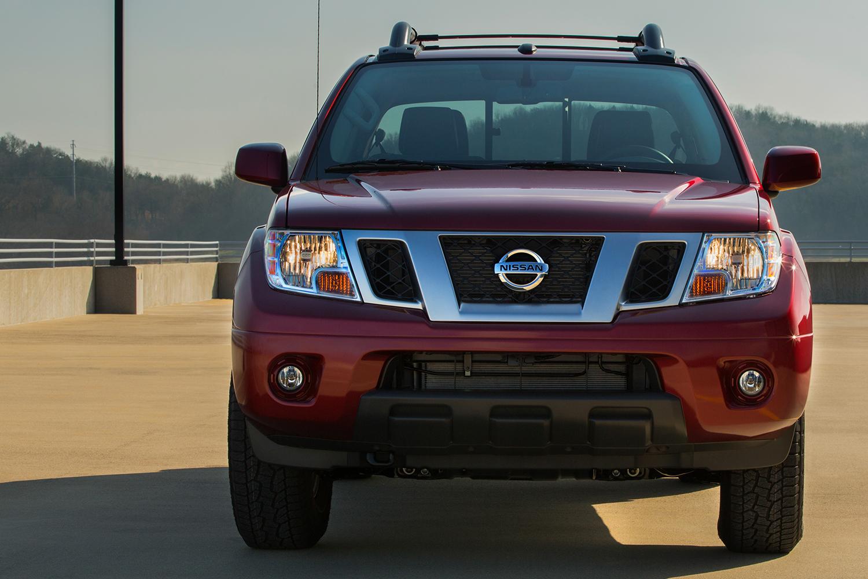 2020 Nissan Frontier Pickup Truck