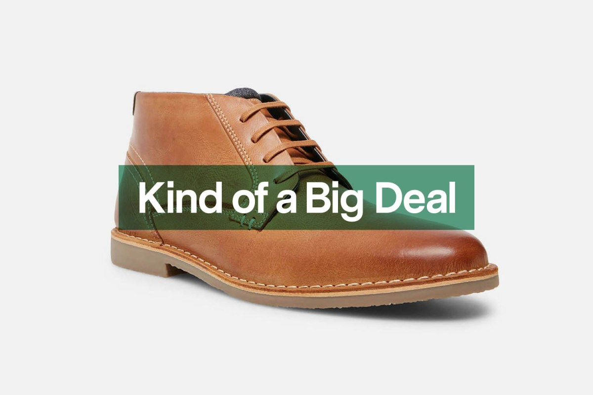 find name brand boots under 30 at this