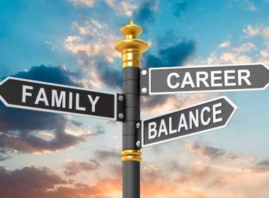 The top career aspiration among employees is achieving a good work/life balance