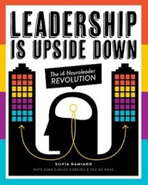 Leadership is upside Down by Silvia Damiano