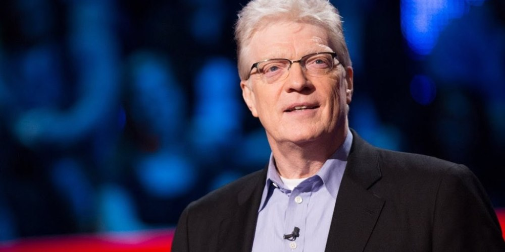 Ken Robinson on the 2 most effective ways to improve creativity and drive innovation