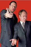 Penn and Teller's Newest Routine Supports Fourth Amendment