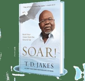SOAR! book image