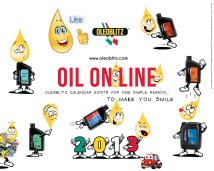 Catalogo Petronas Selenia Motor Oil 2012 copertina