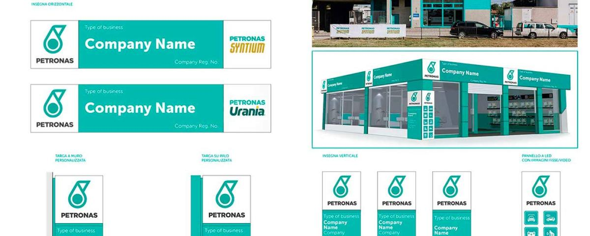 Petronas Branded Workshops network