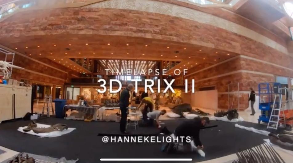 Timelapse 3D Trix II